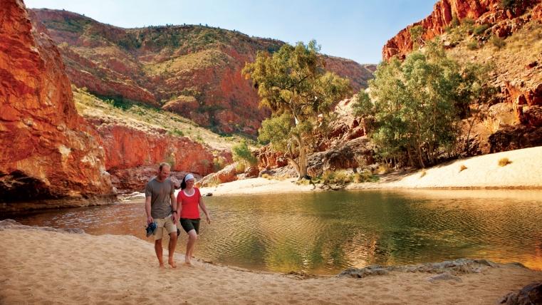 Gorge: Self Storage Alice Springs   Self Storage Australia