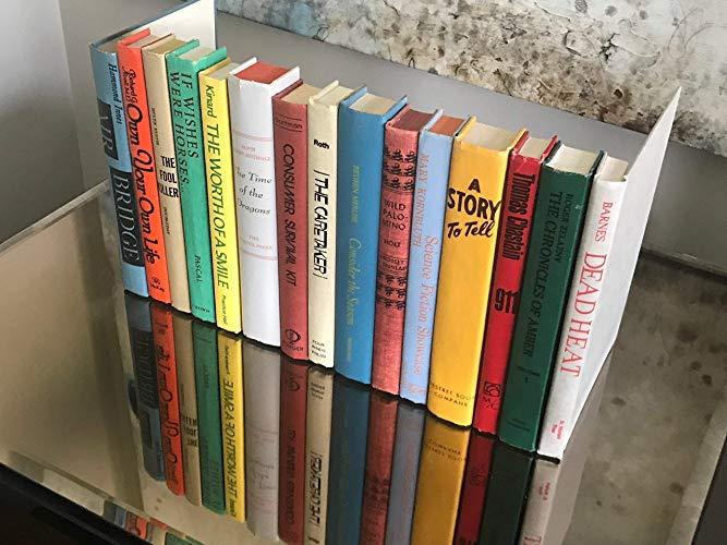 Hidden Storage Behind Books | Self Storage Australia Alice Springs