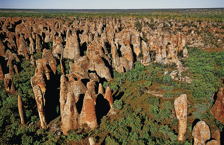 things to see in the NT